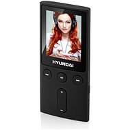Hyundai MPC 501 FM 8GB black - MP4 Player