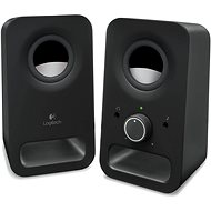 Logitech Z150 Stereo Speakers Black - Speakers