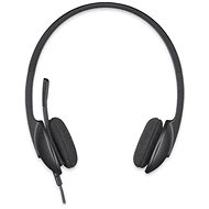 Logitech USB Headset H340 - Headphones with Mic