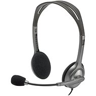 Logitech Stereo Headset H111 - Headphones with Mic