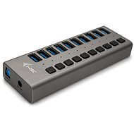 I-TEC USB 3.0 Charging HUB 10 port + Power Adapter 48W - USB Hub