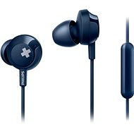 Philips SHE4305BL Blue - Headphones with Mic