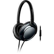 Philips SHL4805DC black - Headphones with Mic