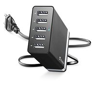 Cellularline Energy Station 5x USB 8 2A 40W black - Charger