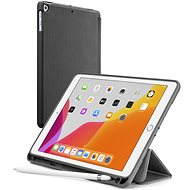 "Cellularline FOLIO for Apple iPad 10.2"" (2019) with stylus slot, black - Tablet Case"