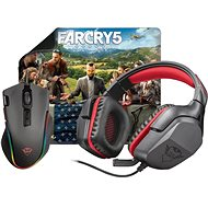 Trust GXT Gaming Bundle 3 in 1 + Far Cry 5 Free - Set