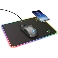 Trust GXT 750 Qlide RGB Wireless Charging Pad - Mouse Pad