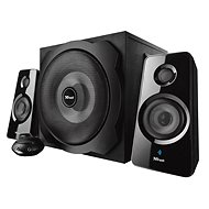 Trust Tytan 2.1 Subwoofer Speaker Set Bluetooth - Black - Speakers