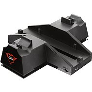 Trust GXT 702 Cooling Stand & Duo Charging Dock - Charging Stand