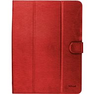 "Trust AEXXO FOLIO CASE 10.1"", Red"