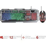 TRUST GXT845 TURAL US - Mouse/Keyboard Set