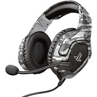 Trust GXT 488 FORZE-G PS4 HEADSET GREY (PS4 Licensed) - Gaming Headset