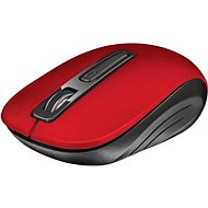 Trust Aera Wireless Mouse red - Mouse