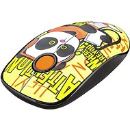 TRUST Sketch Wireless Silent Click Mouse - Panda - Mouse
