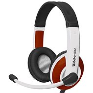 Defender Warhead G-120 - Red/White - Gaming Headset
