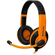 Defender Warhead G-120 black/orange - Gaming Headset