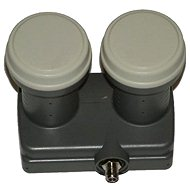 Single Monoblock Inverto, 2x converter 0.2 DBi, 1x F connector