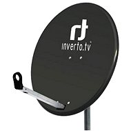 Inverto Satellite Dish 80 Fe Iron 78x70cm - Parabola