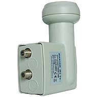Mascom MCT02HD Twin LNB 0.2dB