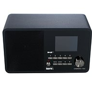 IMPERIAL DABMAN i150 Black - Internet Radio