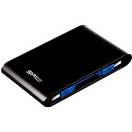 "Silicon Power Armor A80 2.5"" 1TB black - External hard drive"