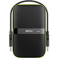 Silicon Power Armor A60 2TB Black - External hard drive