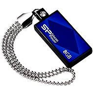 Silicon Power Touch 810 Blue 8GB - USB Flash Drive