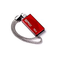 Silicon Power Touch 810 Red 16GB - USB Flash Drive