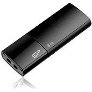 Silicon Power Ultima U05 Black 8GB - USB Flash Drive