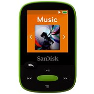 SanDisk Sansa Clip Sports 8GB Lime - MP3 Player