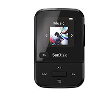 SanDisk MP3 Clip Sport GO 16 GB Black - FLAC Player