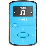 SanDisk Sansa Clip Jam 8 GB light blue - MP3 player