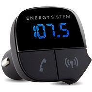 Energy Sistem Car Transmitter Music Bluetooth - Wireless FM Transmitter