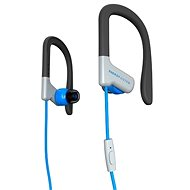 Energy System Earphones Sport 1 Blue - Headphones with Mic