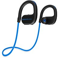 Energy Sistem Earphones BT Running 2 Neon Blue - Wireless Headphones