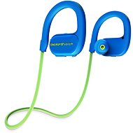 Energy Sistem Earphones BT Running 2 Neon Green - Headphones with Mic