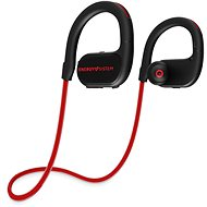 Energy Sistem Earphones BT Running 2 Neon Red - Headphones with Mic