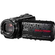JVC GZ-R435B - Digital Camcorder
