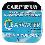 Carp'R'Us Clearwater 25lb 20m - Fluorocarbon