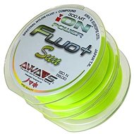 AWA-S - Ion Power Fluo + Sun 0,203mm 5,09kg 2x300m - Fishing Line