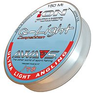 AWA-S - Ion Power Q-Light Competition 0,181mm 4,6kg 150m - Fishing Line
