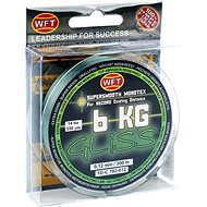 WFT - Cord GLISS 6KG 0.12mm 300m Green - Line