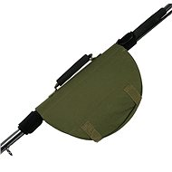 NGT Reel Protector with Attached Rod Bands - Case