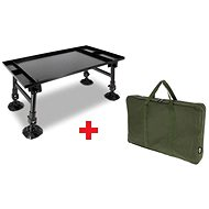 NGT Dynamic Bivvy Table + Cover for FREE - Table