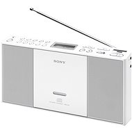 Sony ZS-PE60B White - Radio Recorder