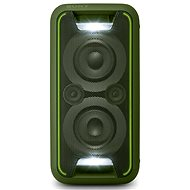 Sony GTK-XB5 green - Bluetooth speaker