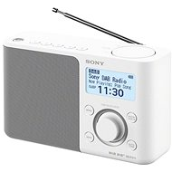 Sony XDR-S61D White - Radio