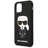 Karl Lagerfeld Iconic for iPhone 11, Black