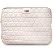 """Guess Quilted for Notebook 13 """"Pink - Laptop Case"""