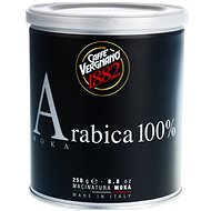 Vergnano 100% Arabica Moka, ground, 250g - Coffee